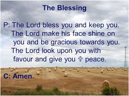 The Blessing of His Presence