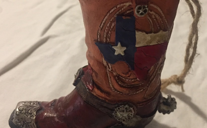 A Little Texas Boot