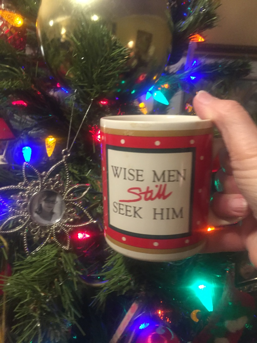 Lesson in a cup: Wise men still seek him